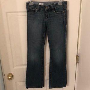 Gap denim bootcut jeans